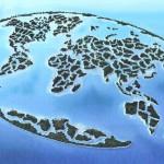 Искусственный архипелаг, контуры которого копируют очертания Земного шара. Этот арабский «Мир» состоит из 300 насыпных островов площадью от 23 до 83 квадратных километров. Острова, разделенные между собой проливами шириной от 50 до 100 м, названы именами стран или городов.