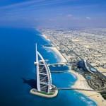 Бурдж-Аль-Араб, самый высокий, самый дорогой и самый роскошный отель в мире.