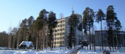 Санаторий Беломорье